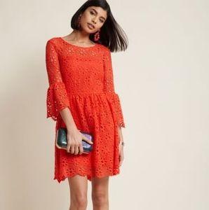 🌷Jack by BB Dakota Lauper Eyelet Mini Dress